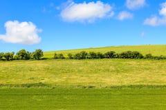 Paysage du Sussex photo stock