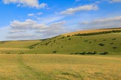 Paysage du Sussex photos libres de droits
