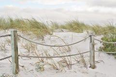 Paysage dunaire photos stock