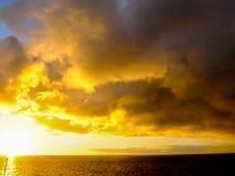Paysage en Îles Canaries volcaniques tropicales Espagne Image stock