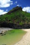 Paysage en Hawaï Photographie stock libre de droits