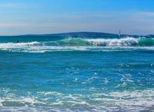 Paysage frais d'océan Image libre de droits