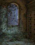 Paysage gothique illustration libre de droits