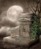 Paysage gothique 87 Image libre de droits