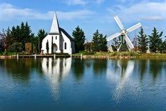Paysage idyllique Image stock