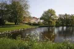 paysage idyllique Photo stock