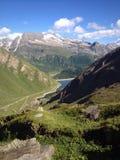 Paysage italien d'Alpes Photographie stock libre de droits