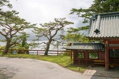 Paysage japonais Images libres de droits