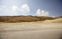 Paysage libanais, Bekaa Valley, la vallée de la Bekaa Liban image stock