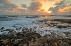 Paysage marin Photo stock