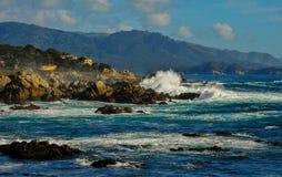 Paysage marin Photos libres de droits