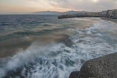 Paysage marin Photo libre de droits