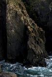 Paysage marin cornouaillais Photos stock
