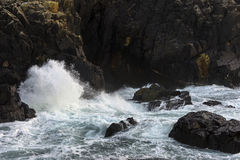 Paysage marin cornouaillais Photo libre de droits
