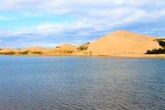 Paysage marin de région d'Addo Elephant National Park, Afrique du Sud image stock