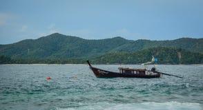 Paysage marin des îles de Phuket, Thaïlande Image libre de droits