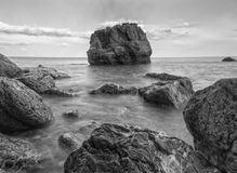 paysage marin excessif Image libre de droits