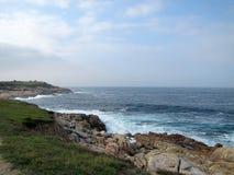 Paysage marin galicien Photo libre de droits