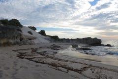 Paysage marin Madagascar Photographie stock libre de droits