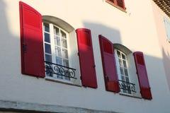 Paysage merveilleux de port Grimaud sur la Côte d'Azur dans les Frances Photos libres de droits