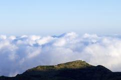 Paysage montagneux image libre de droits