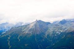 Paysage montagneux images stock