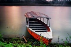 Paysage, nature, clauds, cieux, ciel, coucher du soleil, lever de soleil, lac, Photo stock