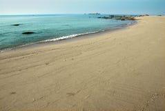 Paysage naturel de Sanya, île de Hainan. Image stock