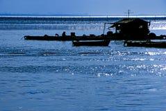 Paysage naturel marin image stock