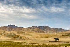 Paysage péruvien Images libres de droits