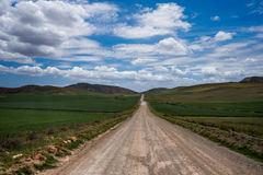 Paysage péruvien de paysage Image stock