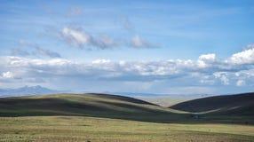 Paysage péruvien de paysage Image libre de droits