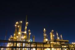 Produit pétrochimique industriel Images stock
