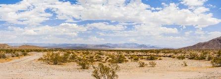 Paysage panoramique de Deset photographie stock libre de droits