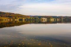 Paysage pittoresque d'automne Photos libres de droits