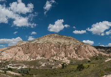 Paysage rocheux de Cappadocian Photos libres de droits