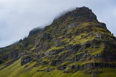 Paysage rocheux en Islande Images libres de droits