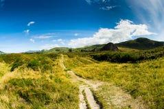 Paysage rural à dunedin image libre de droits