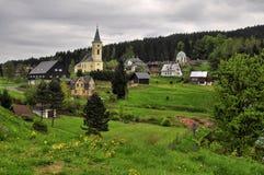 Paysage rural. image libre de droits