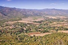 Paysage rural du Cuba image libre de droits