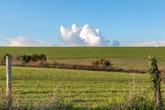Paysage rural du Sussex photographie stock libre de droits
