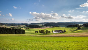 Paysage rural - photo courante Images stock