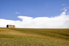 Paysage sicilien images stock