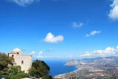 Paysage sicilien Image stock
