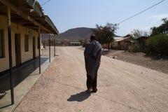 Paysage tanzanien Image libre de droits