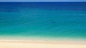 Paysage tropical de plage clips vidéos