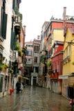 Paysage urbain à Venise Photo stock
