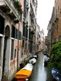 Paysage urbain à Venise Photos libres de droits