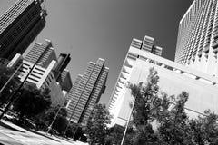 Paysage urbain d'Atlanta, la Géorgie. Photo stock