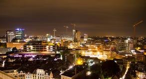 Paysage urbain d'Utrecht photos stock